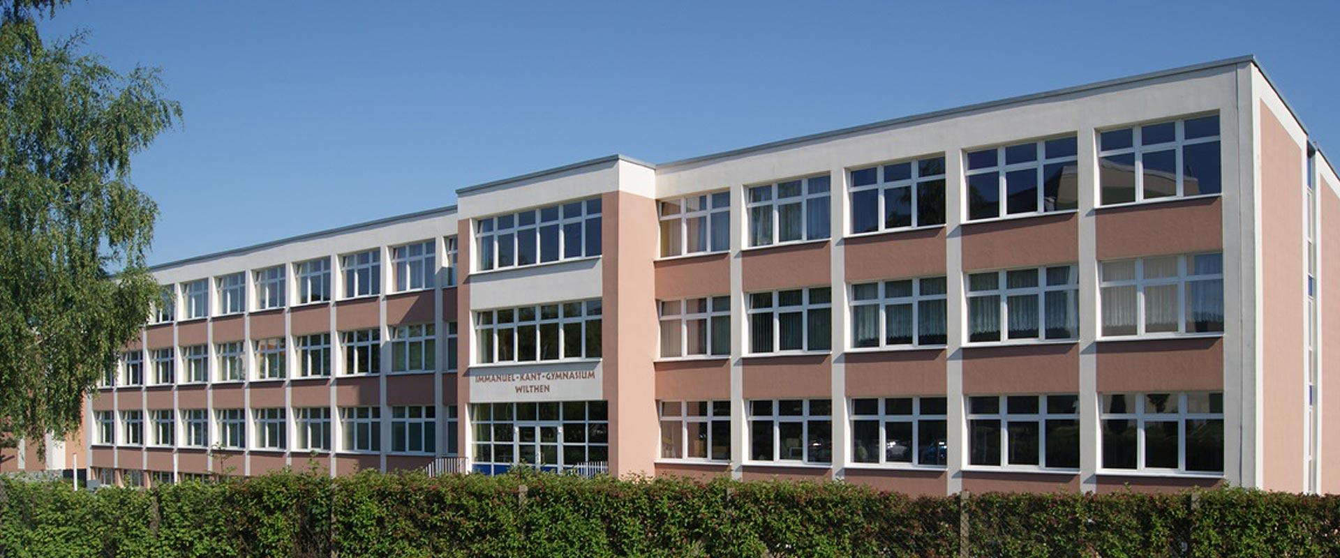 IKG Wilthen Gymnasium Aussenansicht