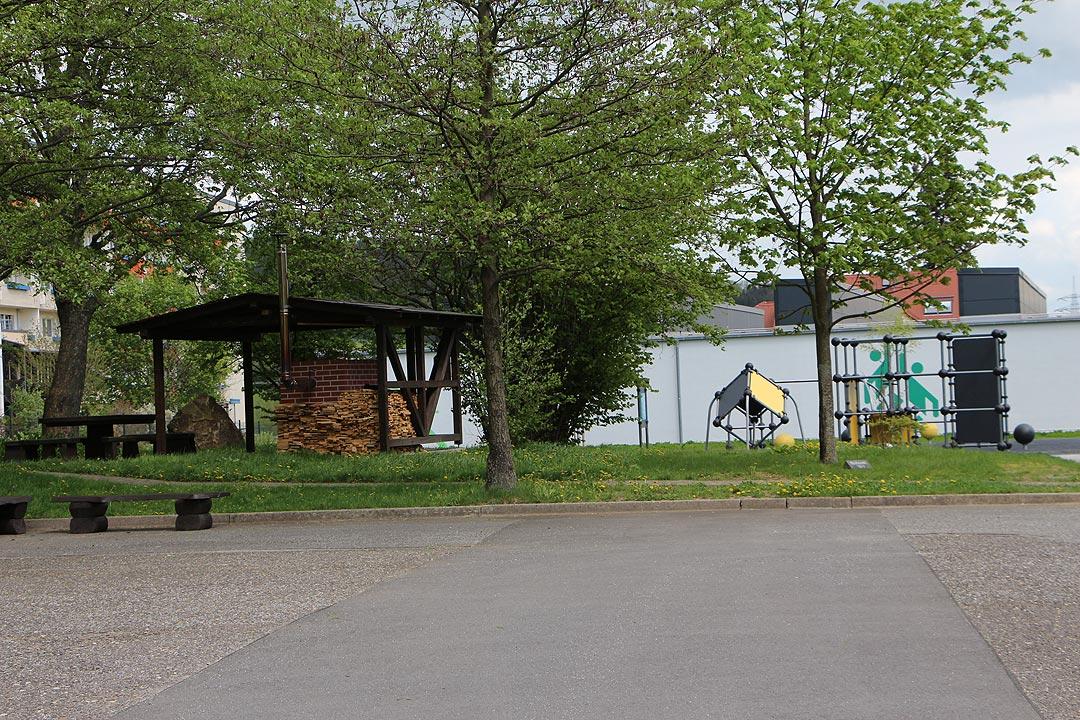 IKG Wilthen Gymnasium Aussenanlage 8