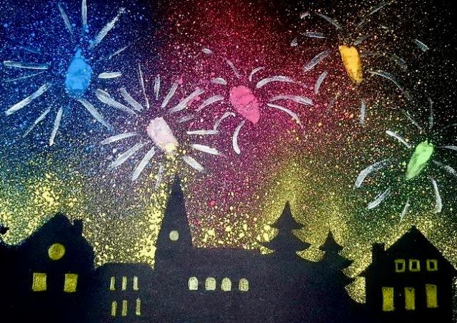 Ein neues Jahr und kein Feuerwerk? Nicht bei uns…